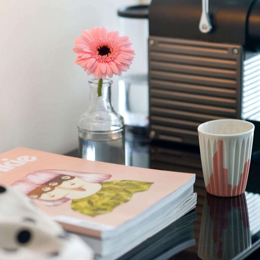 Tijd voor koffie! Koffie faciliteiten in de familiesuite van het Mary K Hotel Utrecht