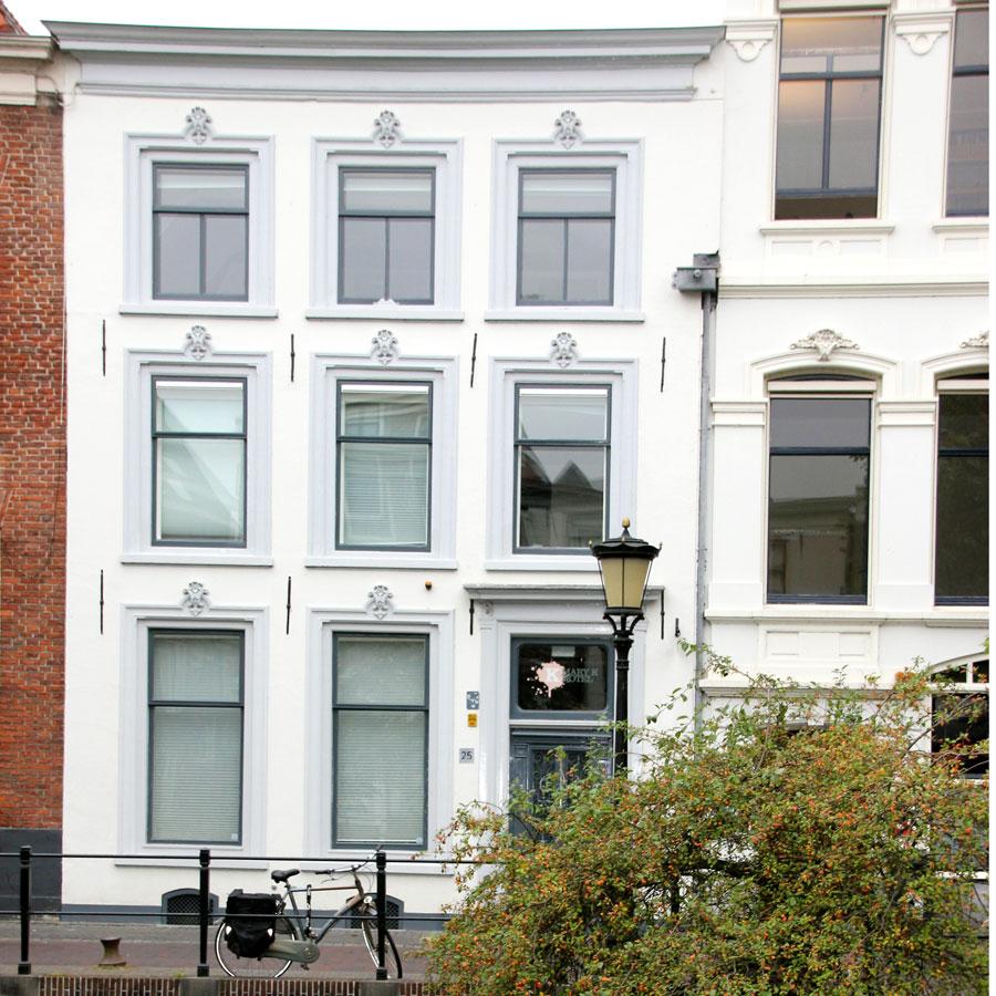 Mary K Hotel Utrecht voorkant