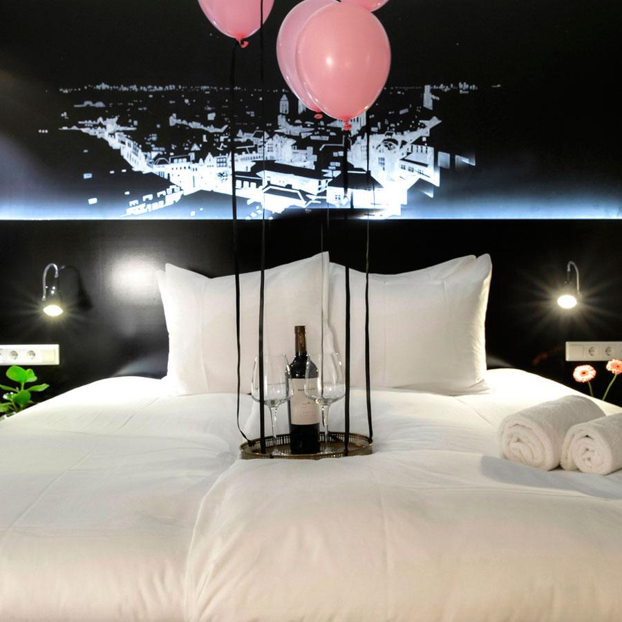 Mary K Hotel centrum Utrecht, comfortabel overnachten